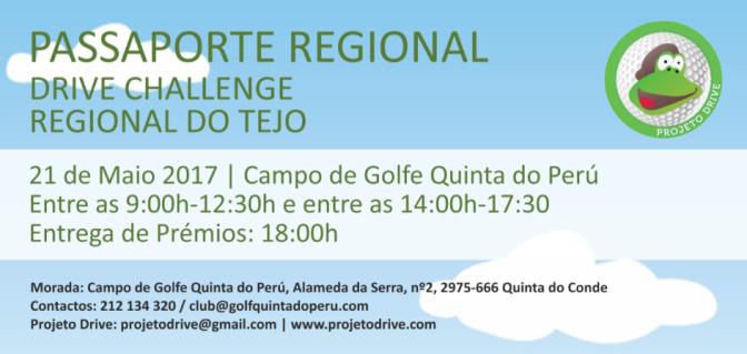 Torneio Drive Challenge Regional do Tejo